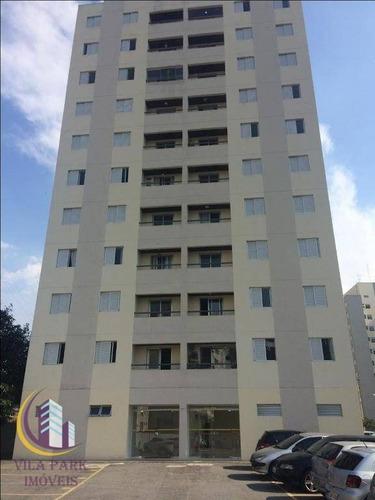 Apartamento 3 Dormitórios, 01 Vaga, 63 M² - Parque Continental - São Paulo/sp - Ap1832
