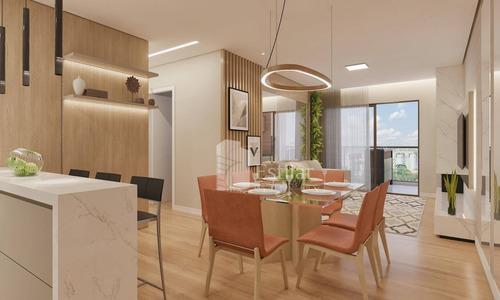 Imagem 1 de 30 de Apartamento 02 Quartos (01 Suíte) No Bacacheri, Curitiba - Ap3304