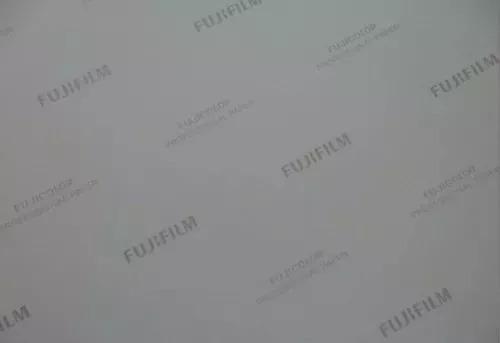 250 Papel Fujifilm Original Com Marca Dágua Atrás