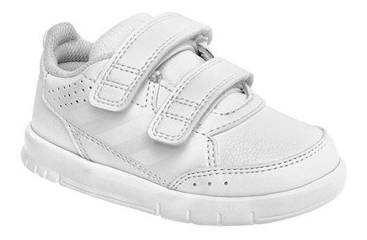 Tenis adidas Altasport Cf L Blanco Tallas De #11 A #16 Bebes