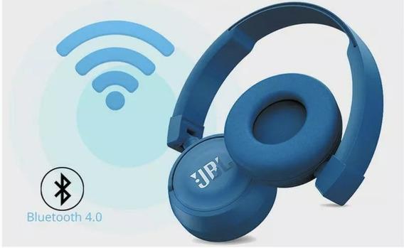 Audifonos Jbl T450bt Nuevos Originales Inalambricos