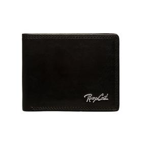 Billetera Para Hombre Renzo Costa-wp Etr-17 587270 Black