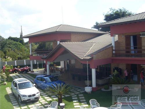 Imagem 1 de 30 de Chácara Residencial À Venda, Fazenda Castelo, Boituva. - Ch0384