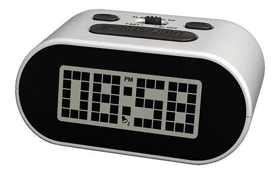 Relógio Despertador De Lcd Le 0003 Promoção