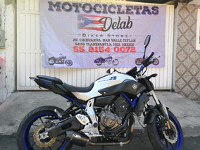 Yamaha, Mt 07, Modelo 2016