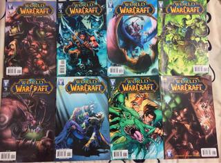 World Of Warcraft Comics