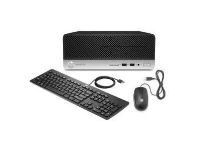 Desktop Hp Prodesk 400 G4 - I3 8100 - Mem 4gb - Hd 500gb