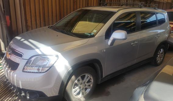 Chevrolet Orlando Ls 2.0ld 6at