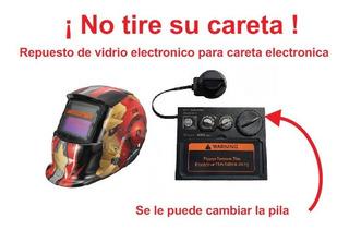 Repuesto Filtro Pantalla Vidrio Electronico Para Soldar