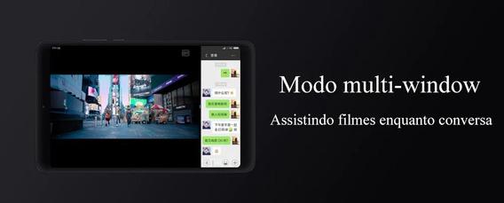 Mi Pad 4 Tablet Pc Xiaomi Funciona Todos Os Apps Android 8,0