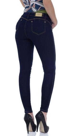 Calça Jeans Feminina Levanta Bumbum Sawary