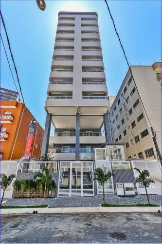 Apartamento 2 Dormitórios Para Venda Em Praia Grande, Vila Caiçara, 2 Dormitórios, 1 Suíte, 1 Banheiro, 2 Vagas - Ap00016_1-1072841