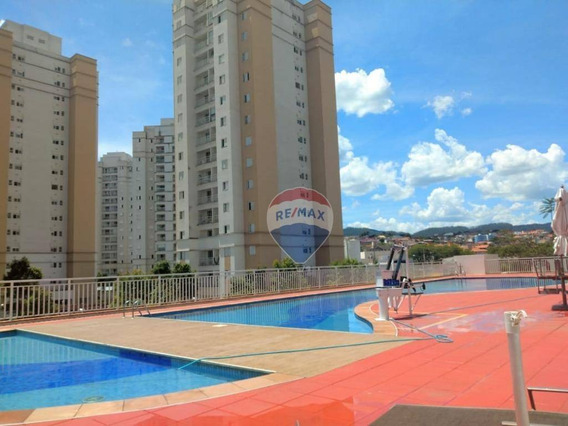 Apartamento Com 3 Dormitórios À Venda E Locação - Cesar De Souza - Mogi Das Cruzes/sp - Ap0310