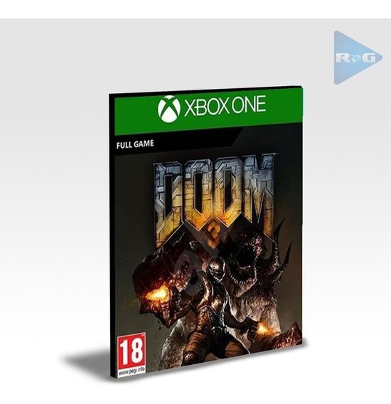 Doom 3 | Xbox One | Envio Agora
