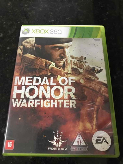 Jogo Xbox 360 Medal Of Honor Limited Edition Original Fi