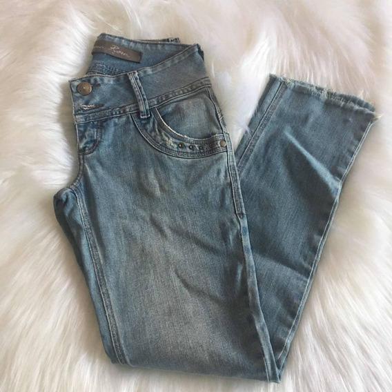 Calça Jeans Feminina Morena Rosa - Perfeito Estado 1