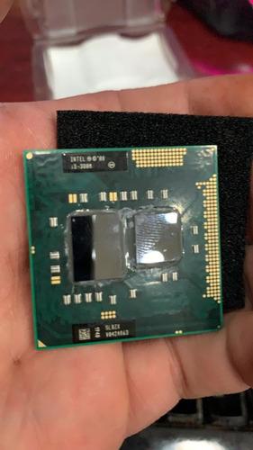 Procesador Intel Core I3-380m 2.53ghz 3mb Pga988 2.5gt/s Dmi