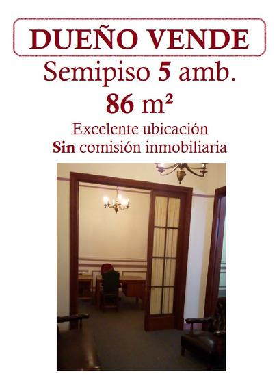 Dueño Vende - Semipiso De Categoria - 5 Ambientes - 86 M2
