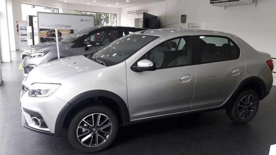 Renault Logan 1.6 Life Zen Intens 2020 Okm Oferta Cont 0% Jl
