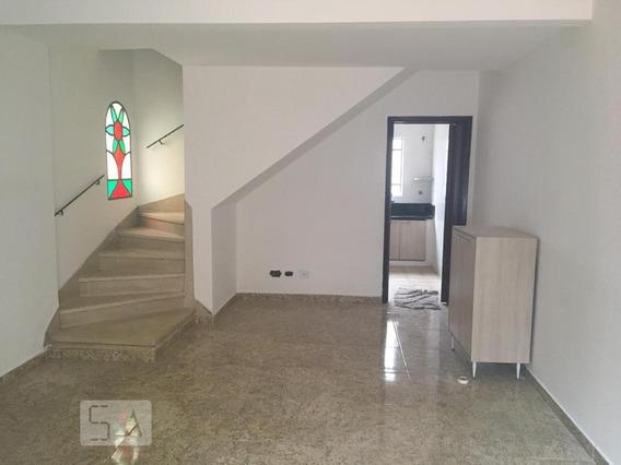 Casa Para Aluguel - Moema, 2 Quartos, 150 - 893062961