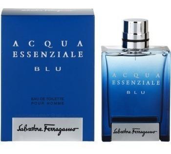 Perfume Acqua Essenziale Blu Pour Homme 50ml - Selo Adipec
