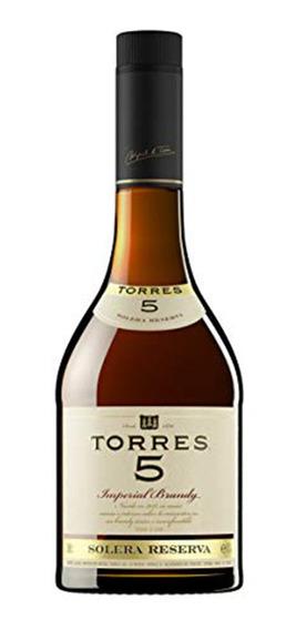 Brandy Torres 5 Años 700 Ml.