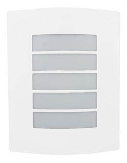 Lampara De Exterior Sobreponer Muro Decorativa 15 W