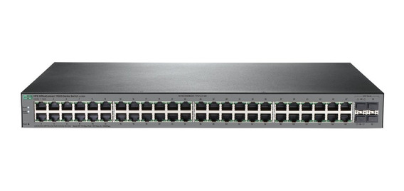 Switch Hp 1920s 48 Puertos Gigabit + 4sfp Garantia Oficial