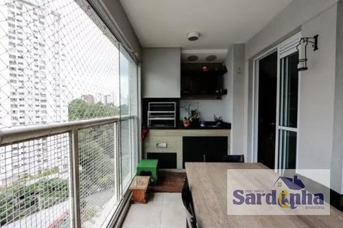 Apartamento À Venda - Vila Andrade - Sp - 3988