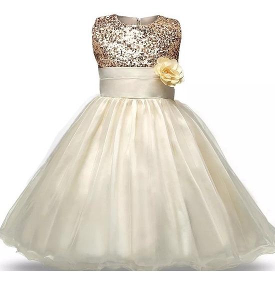 Vestido De Fiesta Niñas De 0 A 14 Años.