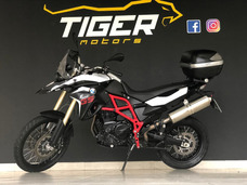 Bmw F800 Gs - 2015 - 11.000 Km - Manual+chave Reserva