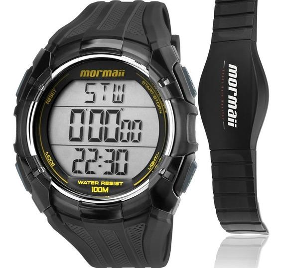 Relógio Mormaii Unissex Original Barato Lançamento