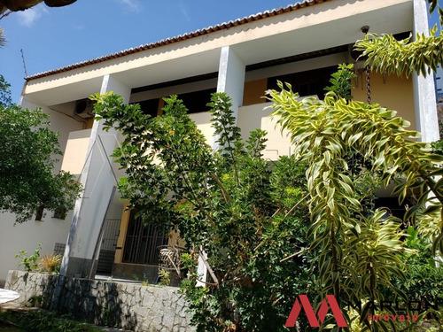 Imagem 1 de 14 de Vc01455 Casa 3 Quartos Sendo 1 Suite 20x30,250m² Ponta Negra