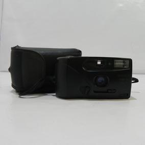 Cãmera Yashica Ym - S 34mm Kyocera Usada C/ Defeito
