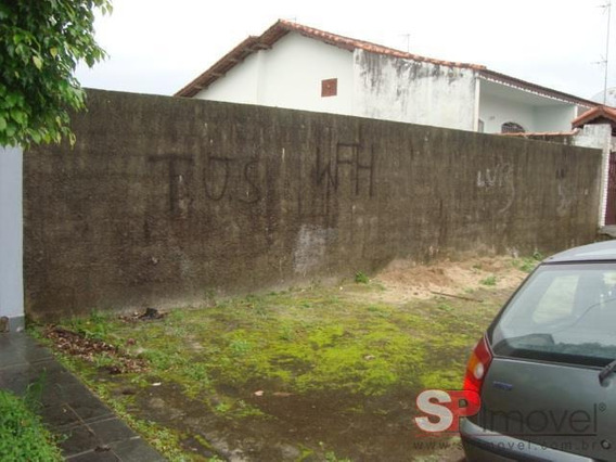 Terreno Para Venda Por R$180.000,00 - Jardim Ribamar, Peruíbe / Sp - Bdi18842
