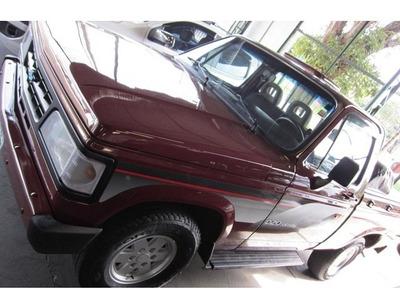 Chevrolet D20 Custom Luxe 4.0 Vermelha Cs Diesel 2p 1994