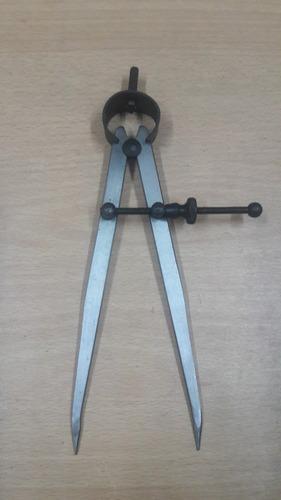 2 Compases Rectos De 6/15cms Made In Taiwan $ 19.900 Calidad