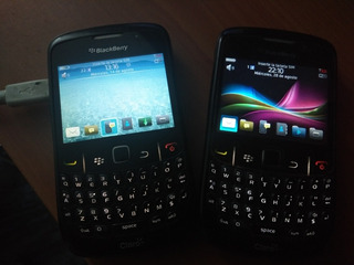 Blackberry Curve X 2