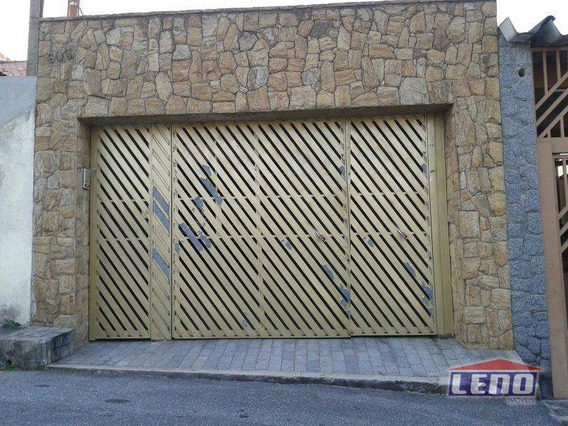 Casa Com 3 Dormitórios À Venda, 180 M² Por R$ 650.000,00 - Penha De França - São Paulo/sp - Ca0055