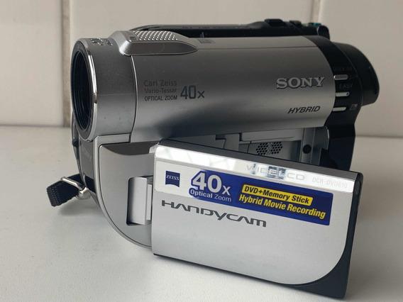 Filmadora Sony Handycam Dvd 610 Semi Nova