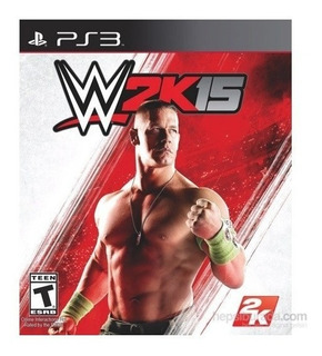 Wwe 2k15 Ps3 Español Goroplay Digital