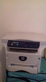 Multifuncional Xerox Phaser 3100mfp- Sem Tonner