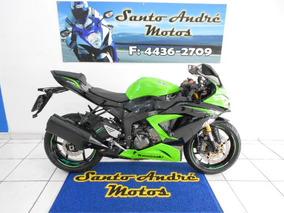 Kawasaki Zx6-r 636cc 2013/2013 27.900kms