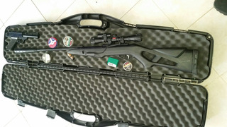 Rifle Gamo Silent Stalker Vampire 5.5mm Nitro Pistón Igt