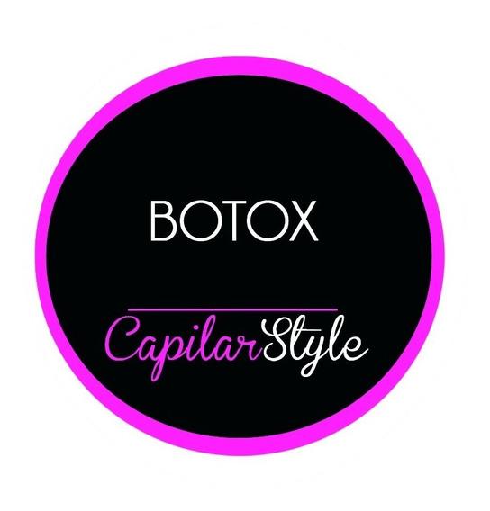 Botox Capilar X5000 (5 Litros) Envios Gratis