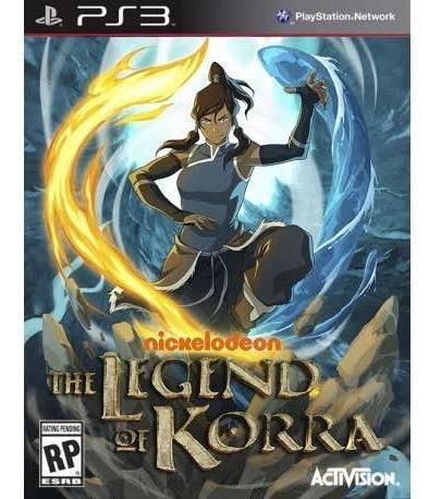 The Legend Of Korra Ps3 Receba Agora