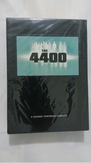 The 4400 2 Temporada Dvd Original E Lacrado
