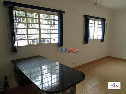 Imagem 1 de 25 de Casa Para Alugar, 410 M² Por R$ 7.500,00/mês - Água Branca - São Paulo/sp - Ca1043