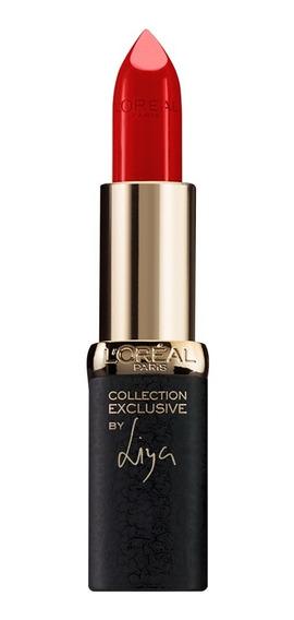 Labial Mate Color Riche Exclusive Pure Red L