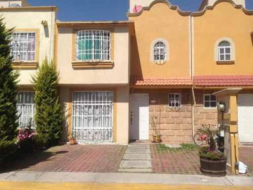 !excelente Oportunidad! Casa En Venta En Bonita Privada, Las Américas, Ecatepec, Edo. De México.